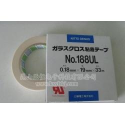 日东No.188UL 高温玻璃布胶带 玻璃纤维粘合胶布